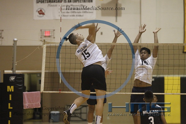 High School Boys Volleyball 2016