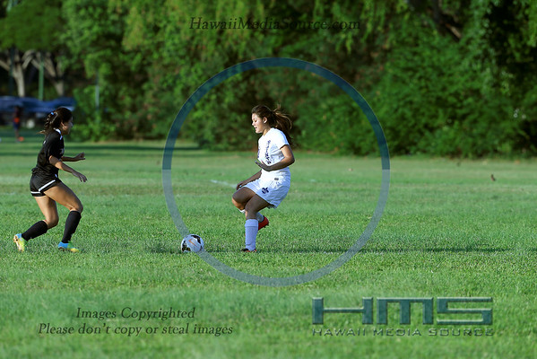 High School Girls Soccer 2016