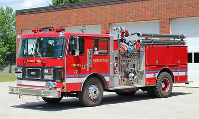 Engine 3 1989 FMC 1000 / 1000