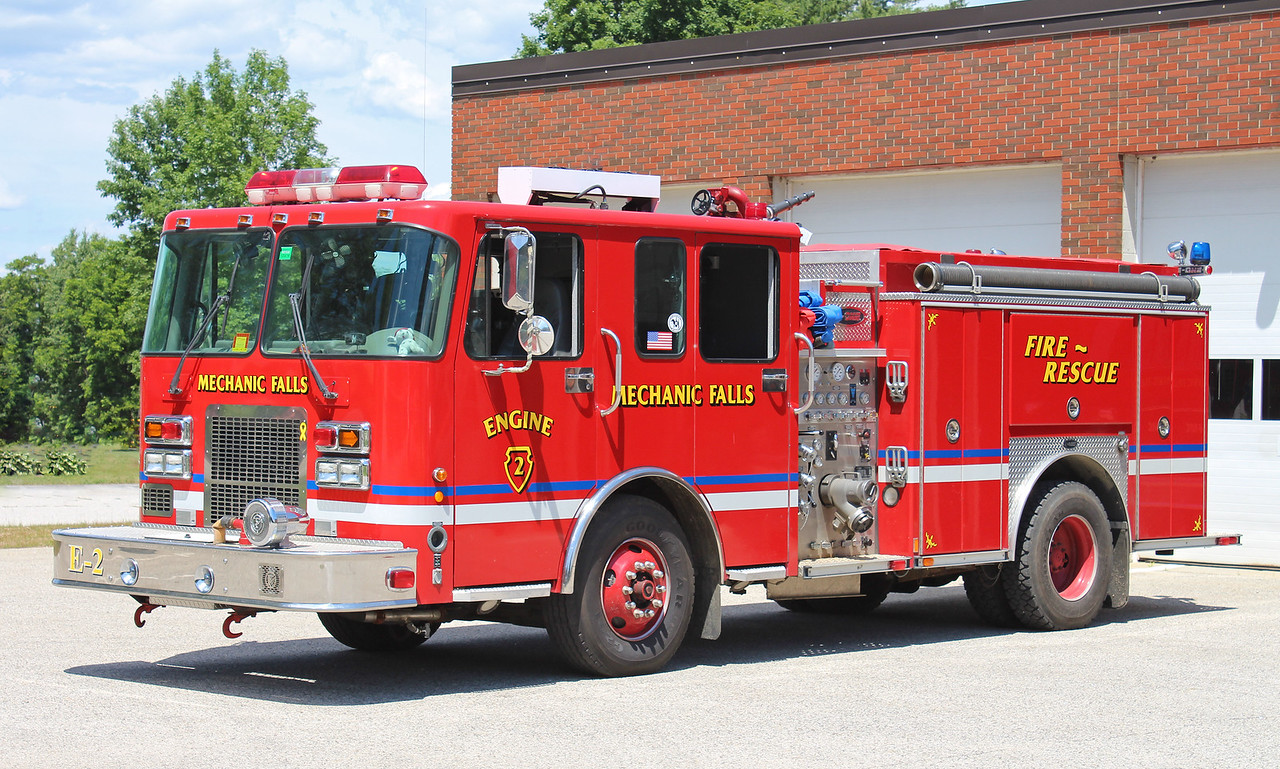Engine 2 2000 Spartan / E-One 1250 / 1000