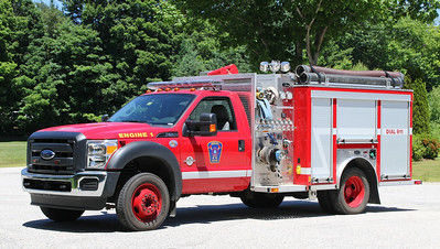 Engine 1.  2013 Ford F-550 / E-One.  1250 / 270 / 30F