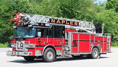 Ladder 9   2008 Pierce Arrow XT   1500 / 300 / 75' RM