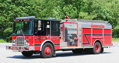 Engine 4   1999 HME / Central States   1250 / 1000