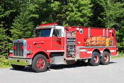 Tanker 1   1994 Peterbuilt / Central States   1250 / 2500
