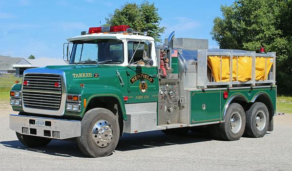 Retired   Tanker 2.  1981 Ford   500 / 2300