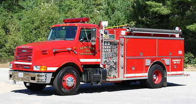 Engine 1.  1999 International / Metalfab.  1250 / 1000