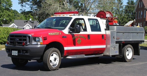 Forestry 2   2002 Ford F-450