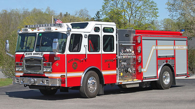 Engine 1 2013 E-One Typhoon 1500 / 1000
