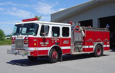 Engine 2   1993 E-One   1250/1000