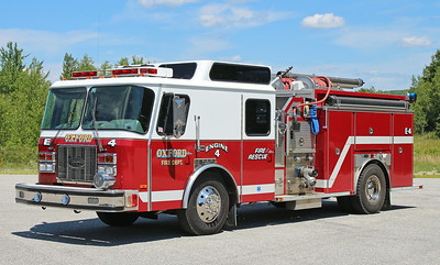 Engine 4 1995 E-One  1250 / 1000