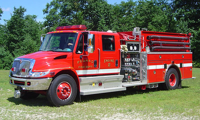 Engine 2   2003 International/Pierce   1000/1000