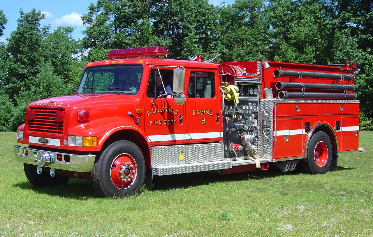 Retired   Engine 3   1997 International / Pierce   1000 / 1000