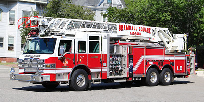 Ladder 6.  2011 Pierce Velocity.  1500 / 500 / 105' RM
