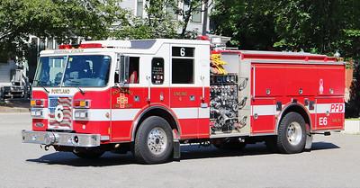 Engine 6.  2000 Pierce Dash   1500 / 750