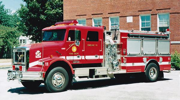 Retired Engine 11
