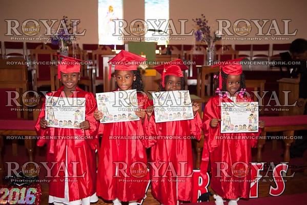 Princeton Pre-School Graduation 2016