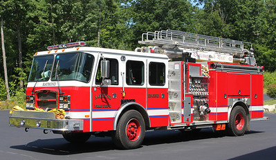 Engine 1  2004 E-One Typhoon  50' Boom