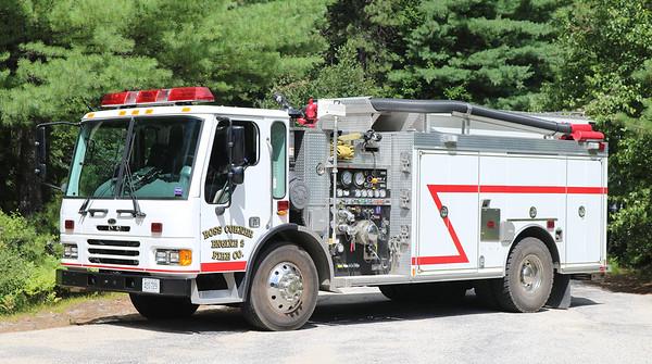 Engine 2.  2004 Sterling / Central States / Rosenbauer.  1250 / 1800
