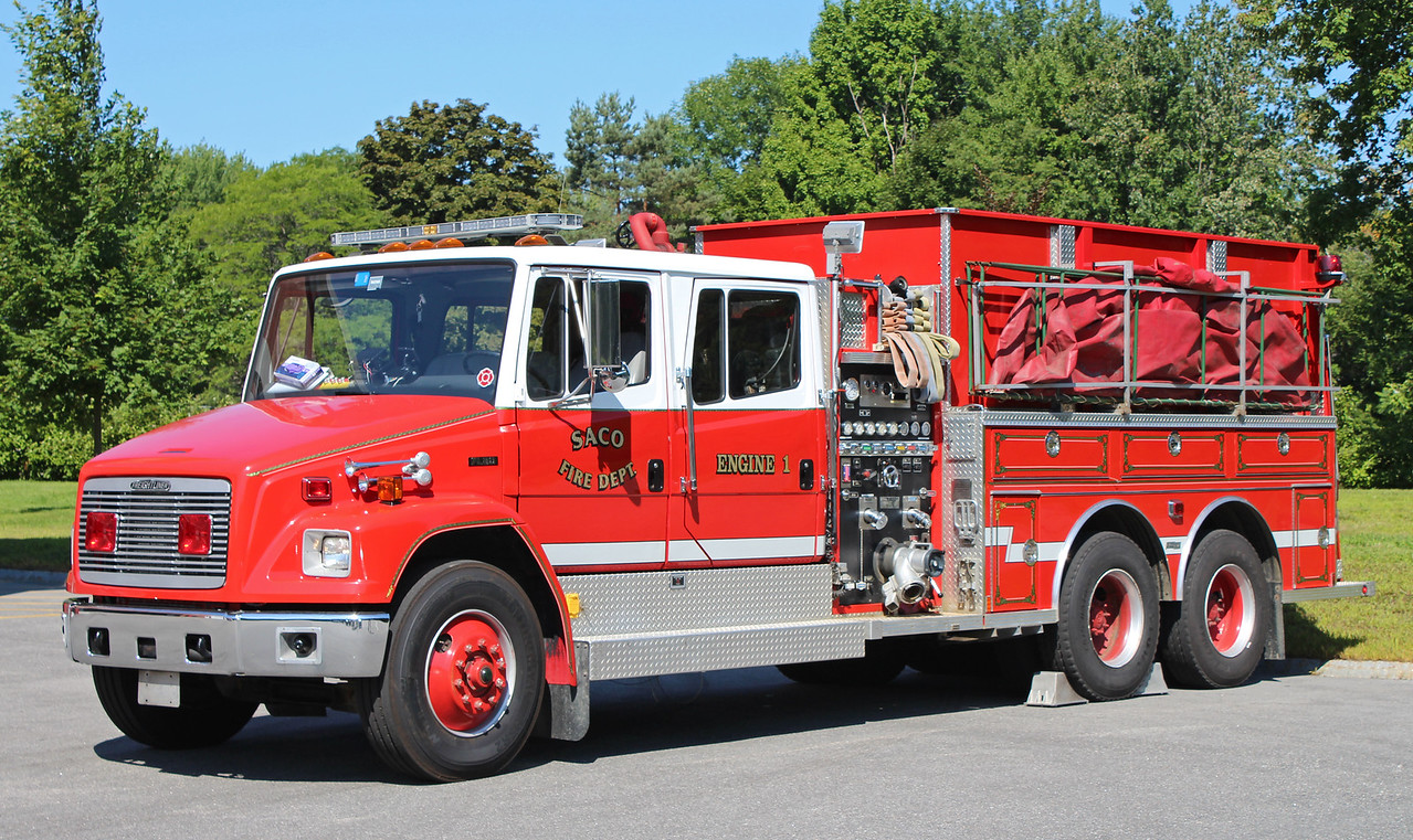 Engine 1 1993 Freightliner / Central States 1250 / 2500