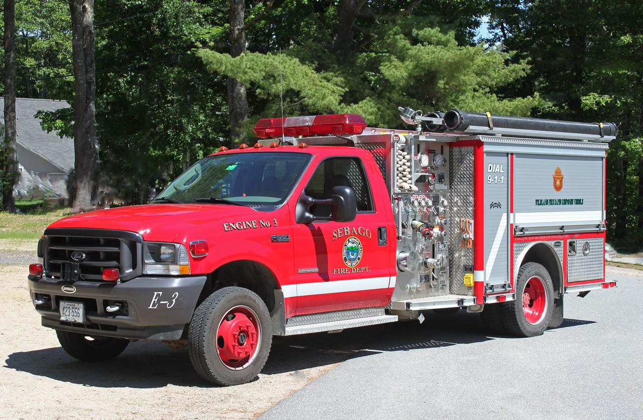 Engine 3 2004 Ford F-550