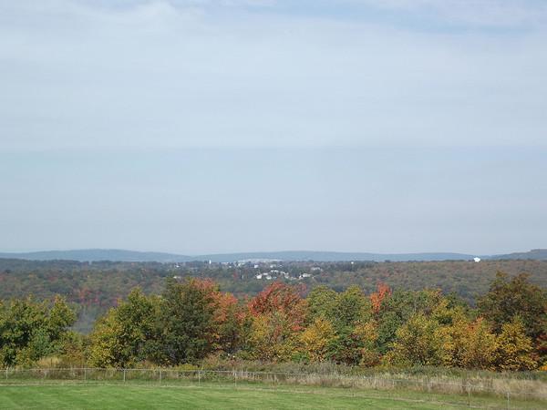 hazleton LL field looking north