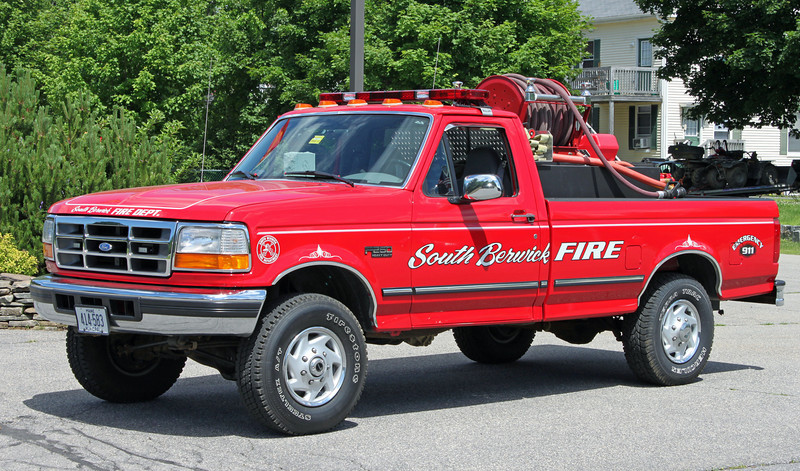 Forestry 1   1997 Ford F-250