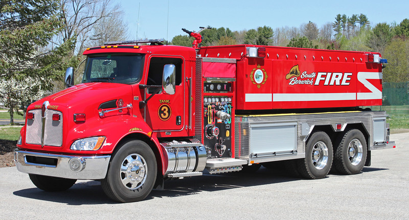 Tanker 3 2013 Kenworth / Fouts 1000 / 3000