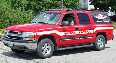 Car 1   2001 Chevy Suburban