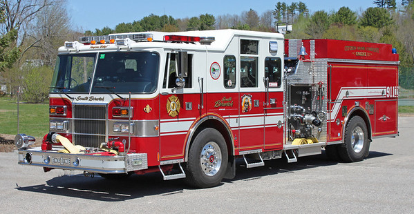 Engine 1 1996 Pierce lance 1500 / 1000