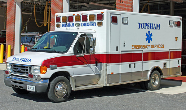 Rescue 2  2004 Ford