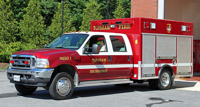 Squad 1  2003 Ford/Rescue