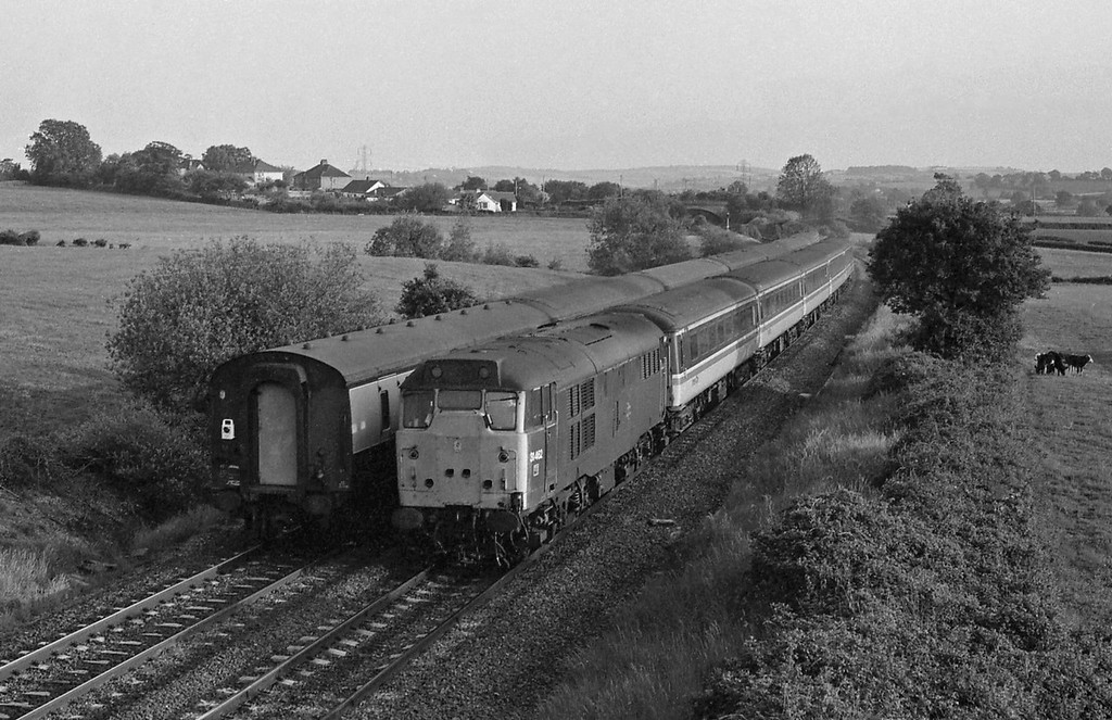31462, up ecs, Willand, near Tiverton.