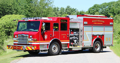 Engine 2   2015 Pierce Impel.  2000 / 750