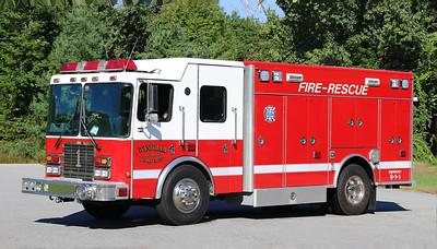 Rescue 1.  2001 HME Rescue