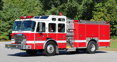 Engine 7   2005 E-One Typhoon   1500 / 1000