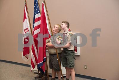 Boy Scout Troop 594 2015