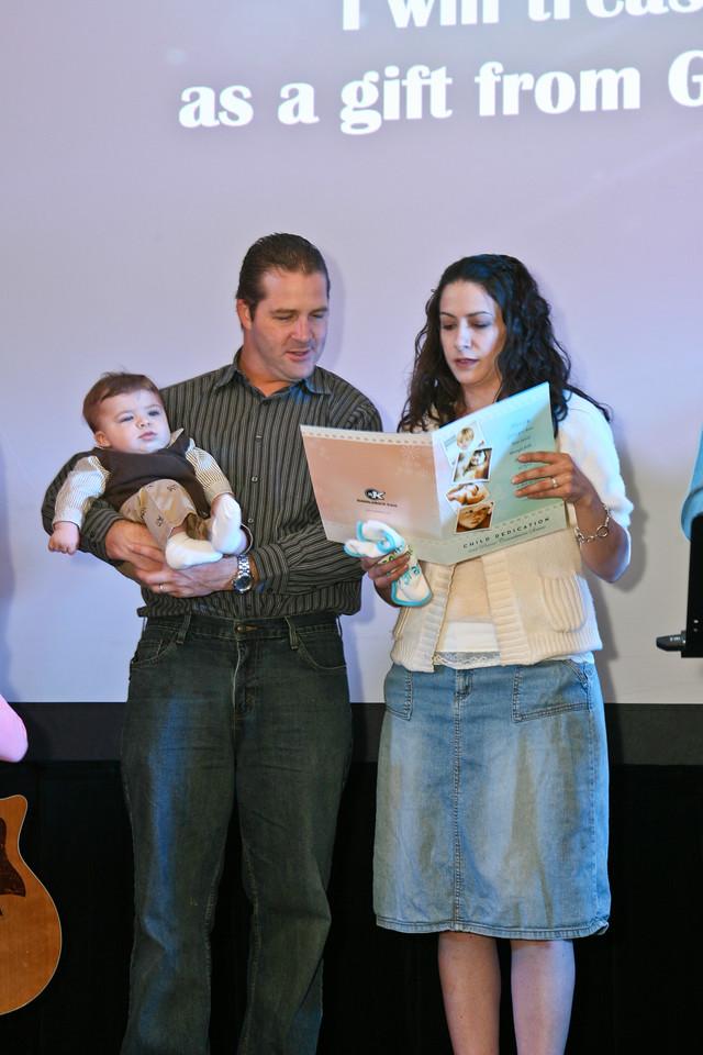 2011-05-08 Children's Dedication