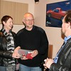 Liz & Mike Williams with John Waldock
