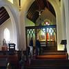 Inside St Patrick's, Colebrook