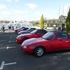 Meeting at Rosny Bowls Club car park