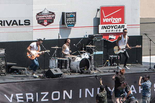 2015 Indy Car Sonoma Race Way