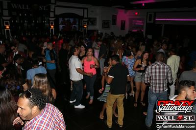 8-16-2014 WALL ST.NIGHTCLUB Cañon Bday w DJ CAMILO & L-Boogs