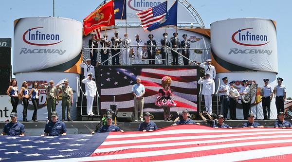 Ambassadors Nascar 2011 Infineon
