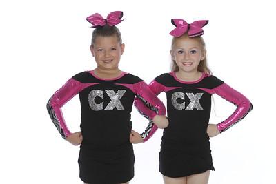 Cheer X Level 2
