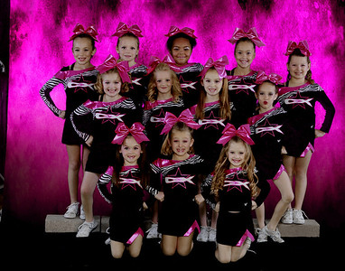 Cheer Xplosion Minis