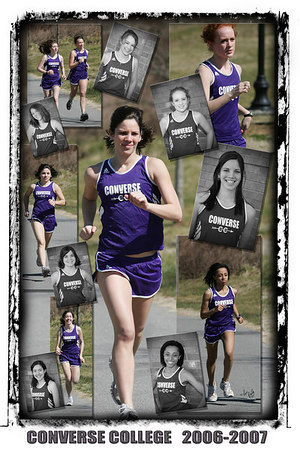 Cross Country Poster