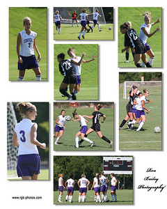 Soccer Collage #3