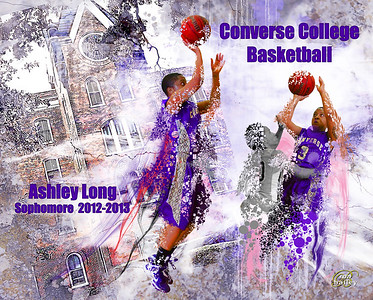 Basketball Collages