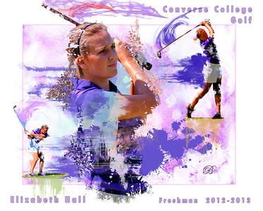 Elizabeth Hall Collage 8x10