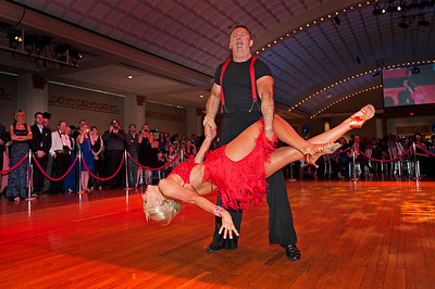 Dancing For The Stars 2014